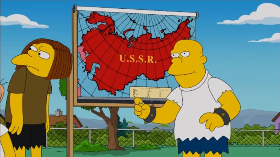 NÁVRAT ZSSR