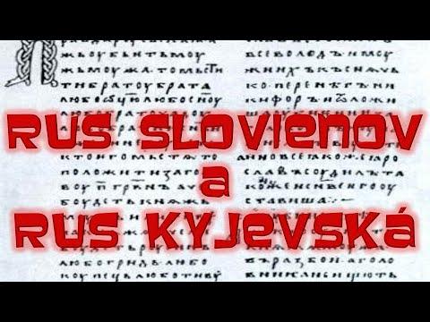 PREDNÁŠKA RUS SLOVIENOV