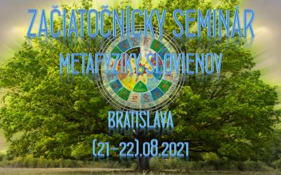 SEMINÁR METAFYZIKY